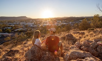 Alice Springs to Ayers Rock Transfer Thumbnail 5