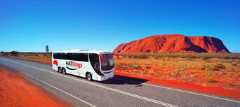 Alice Springs to Ayers Rock Transfer Thumbnail 1