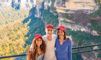 Blue Mountains and Wildlife Park Day Tour from Sydney Thumbnail 2
