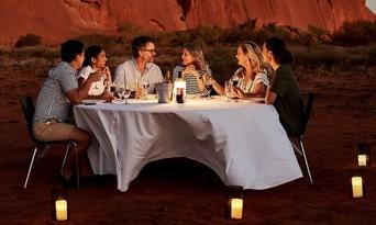 Uluru Sunset Tour from Ayers Rock Resort Thumbnail 1