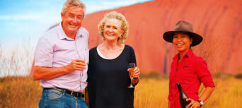 Uluru Sunset Tour from Ayers Rock Resort Thumbnail 3