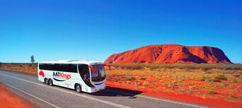 Uluru to Alice Springs One Way Transfer Thumbnail 3