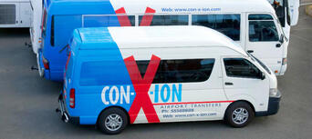 Melbourne Airport Departure Transfer (Mel CBD Accommodation) Thumbnail 1