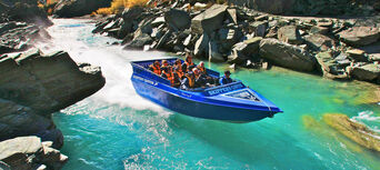 Skippers Canyon Tour with Jet Boat Ride Thumbnail 3