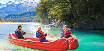 Dart River Jet Boat and 4WD Wilderness Safari Thumbnail 2