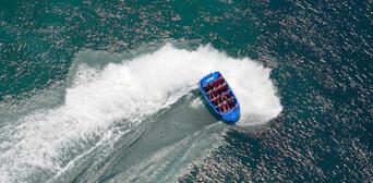 Huka Falls Jet Boat Tour Thumbnail 2