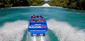Huka Falls Jet Boat Tour Thumbnail 1