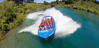 Huka Falls Jet Boat Tour Thumbnail 5