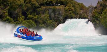 Huka Falls Jet Boat Tour Thumbnail 6