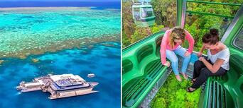 Great Barrier Reef and Kuranda Rainforest 2 Day Package Thumbnail 2