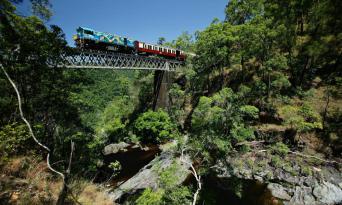 Self Drive Kuranda Tour including Scenic Railway and Skyrail Thumbnail 2