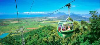 Self Drive Kuranda Tour including Scenic Railway and Skyrail Thumbnail 1