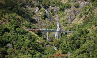 Kuranda Skyrail, Scenic Railway and Hartleys Crocodile Adventures Tour Thumbnail 3