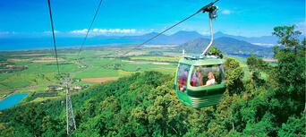 Kuranda Skyrail, Scenic Railway and Hartleys Crocodile Adventures Tour Thumbnail 2