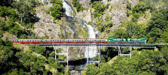 Kuranda Skyrail, Scenic Railway and Rainforestation Day Tour Thumbnail 2