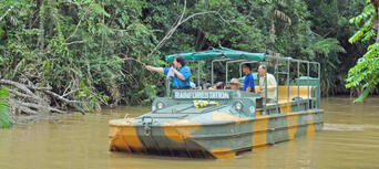 Kuranda Skyrail, Scenic Railway and Rainforestation Day Tour Thumbnail 6