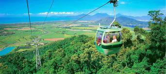 Kuranda Skyrail, Scenic Railway and Rainforestation Day Tour Thumbnail 3