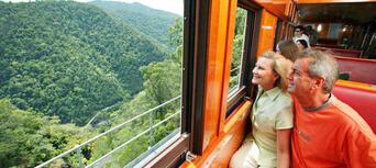 Kuranda Skyrail, Scenic Railway and Rainforestation Day Tour Thumbnail 4
