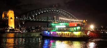 Sydney Harbour Cabaret Dinner Cruise Thumbnail 1