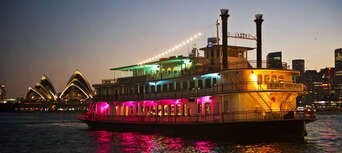 Sydney Harbour Cabaret Dinner Cruise Thumbnail 2