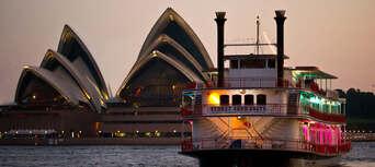 Sydney Harbour Cabaret Dinner Cruise Thumbnail 4