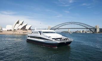 Sydney Harbour 3 Hour Buffet Dinner Cruise Thumbnail 1