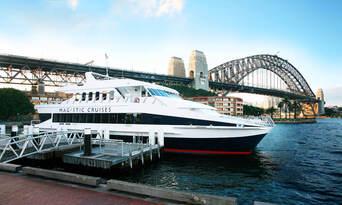 Sydney Harbour 3 Hour Buffet Dinner Cruise Thumbnail 3