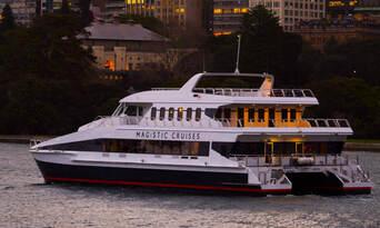 Sydney Harbour 3 Hour Buffet Dinner Cruise Thumbnail 5