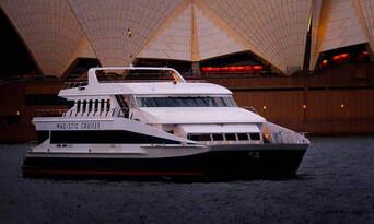 Sydney Harbour 3 Hour Buffet Dinner Cruise Thumbnail 2