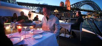 Sydney Harbour 3 Hour Buffet Dinner Cruise Thumbnail 4