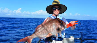 Mooloolaba Deep Sea Fishing Charter - 5 Hours Thumbnail 1