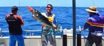 Mooloolaba Deep Sea Fishing Charter - 5 Hours Thumbnail 2