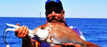 Mooloolaba Deep Sea Fishing Charter - 5 Hours Thumbnail 3