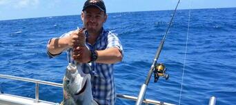 Mooloolaba Deep Sea Fishing Charter - 5 Hours Thumbnail 5