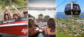 Rotorua Multi Choice Attraction Pass Thumbnail 6