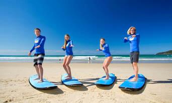 Surfers Paradise Surfing Lessons Thumbnail 2