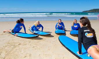 Surfers Paradise Surfing Lessons Thumbnail 3