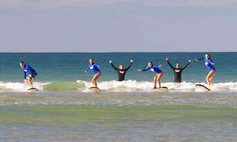 Surfers Paradise Surfing Lessons Thumbnail 6