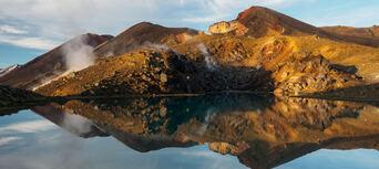 Tongariro Crossing Guided Day Walk Thumbnail 2