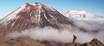 Tongariro Crossing Guided Day Walk Thumbnail 3