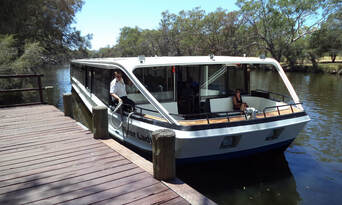 Swan Valley Wineries Afternoon Tour with Cruise Thumbnail 6