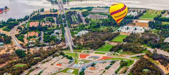 Canberra Hot Air Balloon Flight Thumbnail 4