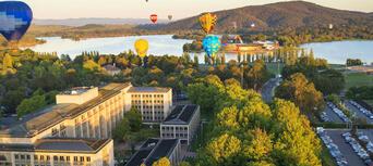 Canberra Hot Air Balloon Flight Thumbnail 1