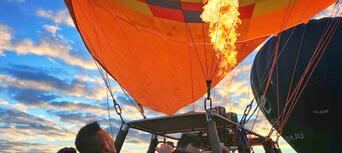 Canberra Hot Air Balloon Flight Thumbnail 6
