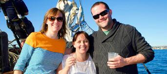 Sydney Harbour Lunch Cruise on a Sydney Tall Ship Thumbnail 5