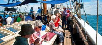 Sydney Harbour Lunch Cruise on a Sydney Tall Ship Thumbnail 6