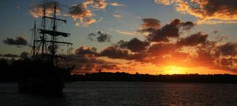Sydney Harbour Twilight Dinner Tall Ship Cruise Thumbnail 3