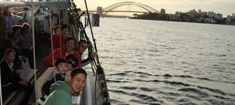 Sydney Harbour Twilight Dinner Tall Ship Cruise Thumbnail 6