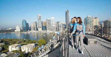 Climb during the day on Story Bridge Brisbane