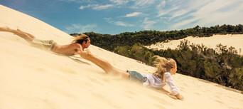 Tangalooma Dolphin Feeding Adventure Tour from Brisbane Thumbnail 4